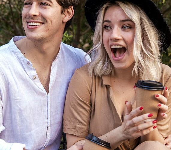 couple as an example of dating hacks for dates