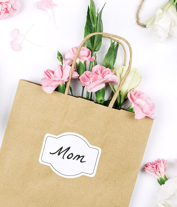 moms day gift flowers