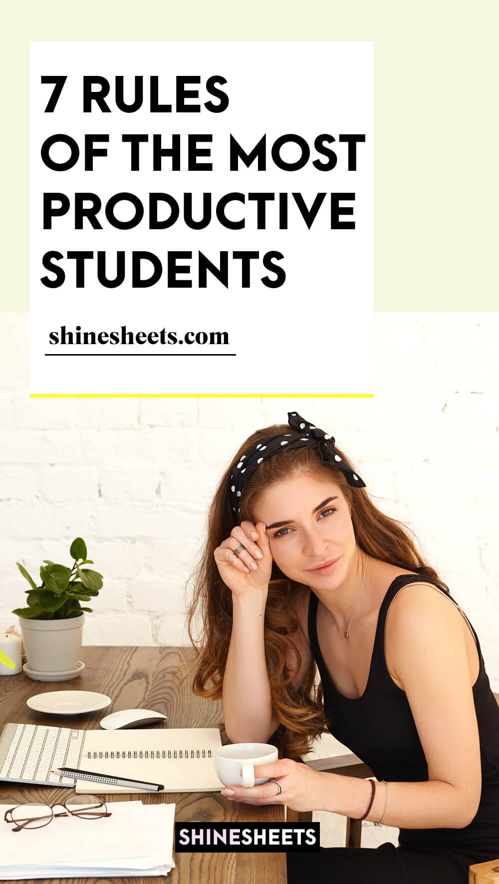 productive student