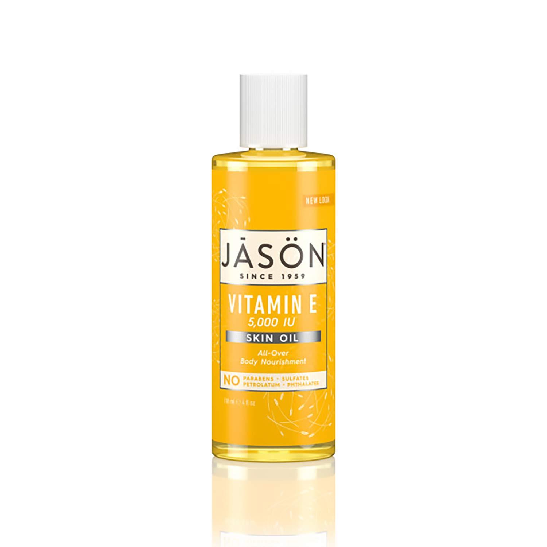 Jason Skin Oil, Vitamin E 5,000 IU, All Over Body Nourishment