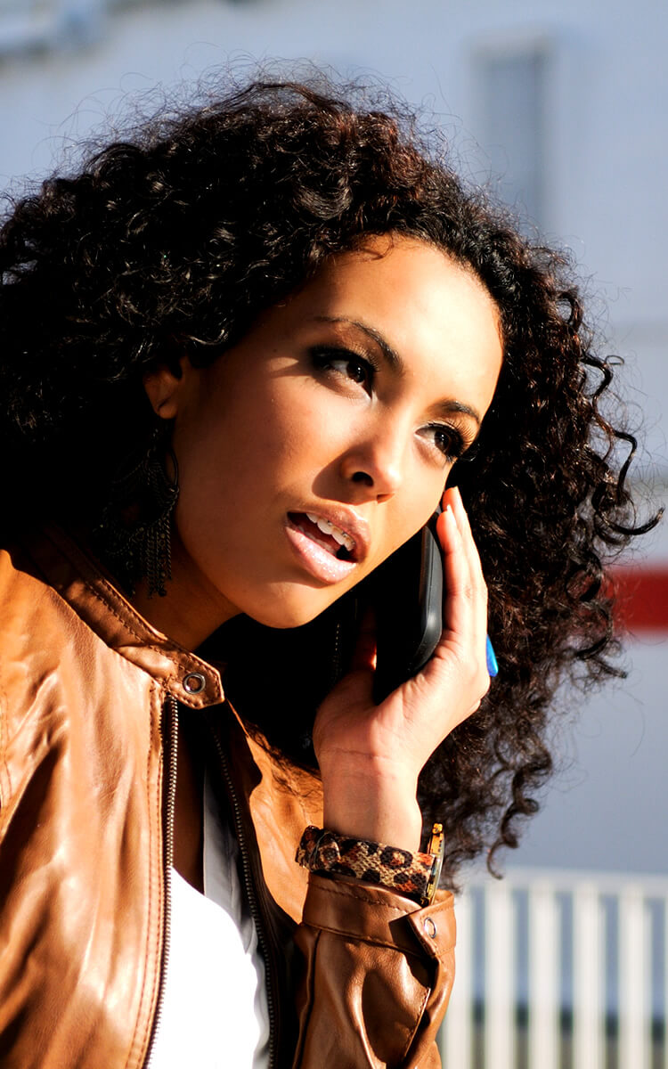 gorgeous successful overachiver black woman